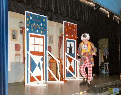 Van de koning die zo graag clown wilde zijn (1985)