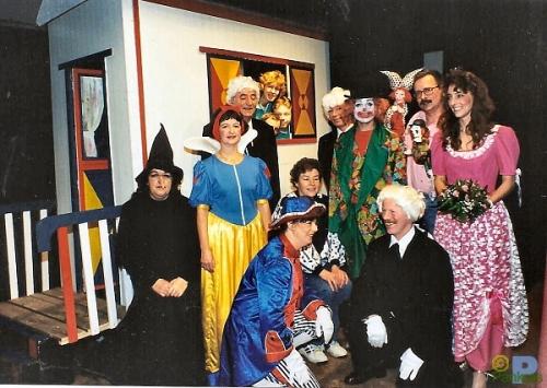 De sprookjesnacht van Jojo de clown (1995)