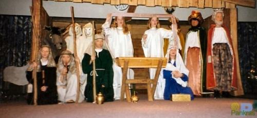 De nieuwe kerststal van mijnheer pastoor (1997)