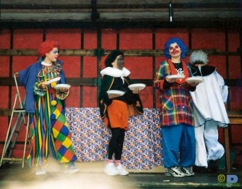 Praatpiet is zijn stem kwijt (1997)