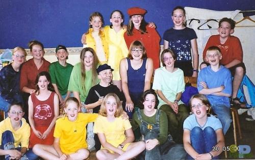 Onder de regenboog (2000)
