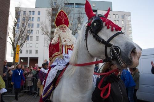 Intocht Sinterklaas (2017)